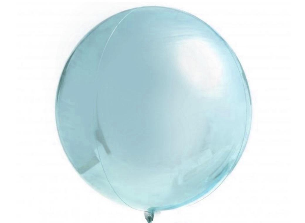 Orbz Balloon - Pastel Blue