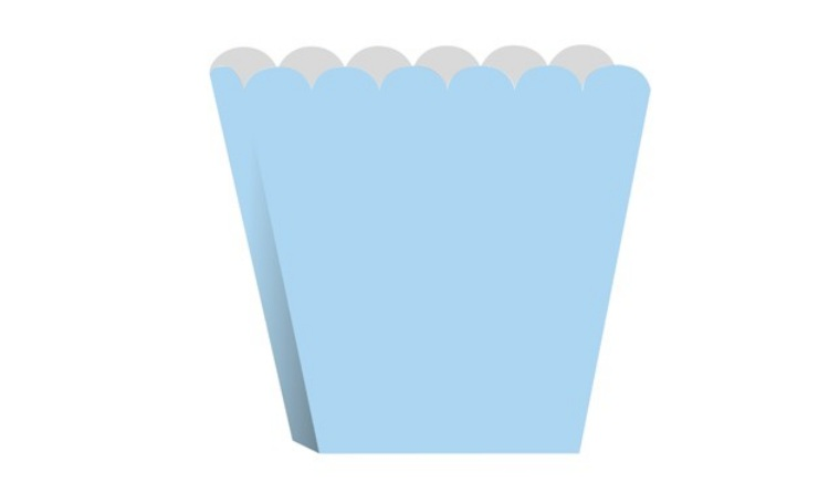 Treat Box - 8pk - Pastel Blue