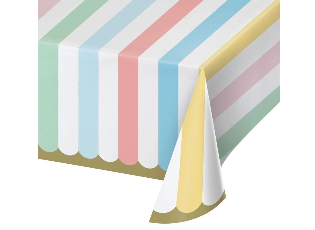 Pastel Celebrations Table Cover