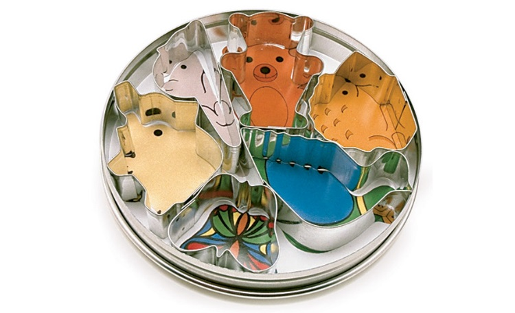 Patisse Animals Mini Cookie Cutters 2 - 6pce