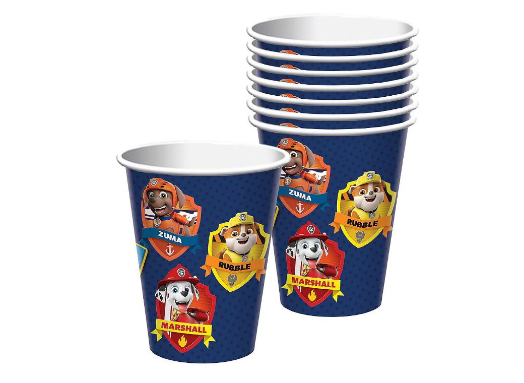 Paw Patrol Adventures Cups 8pk