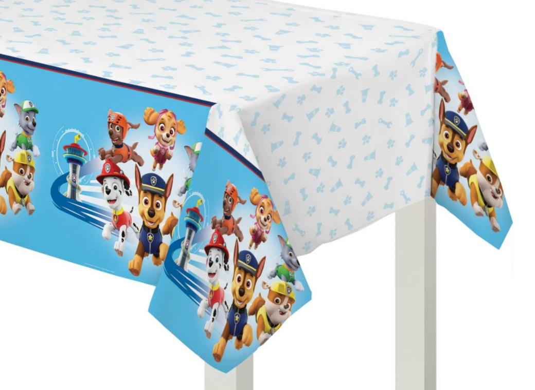 Paw Patrol Adventures Table Cover