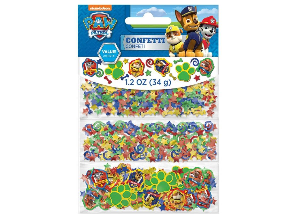 Paw Patrol Value Confetti Pack