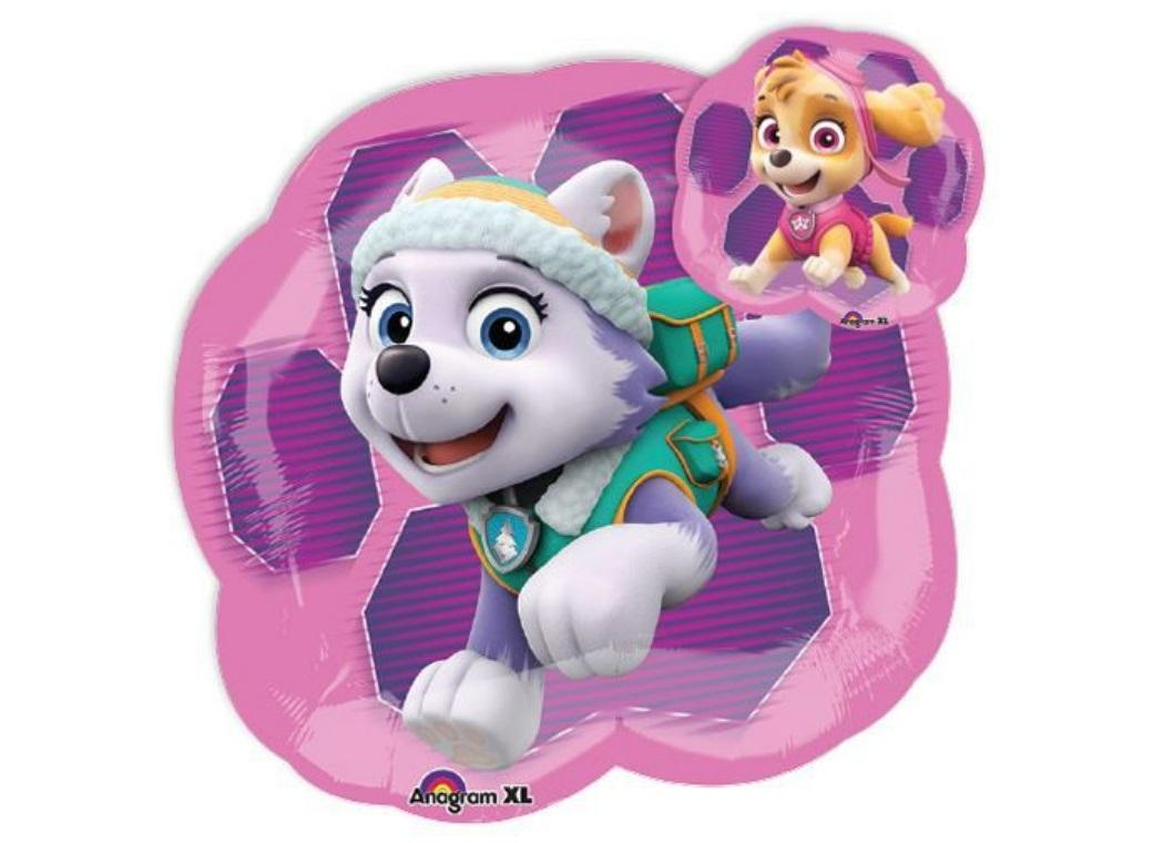 Pink Paw Patrol SuperShape Balloon