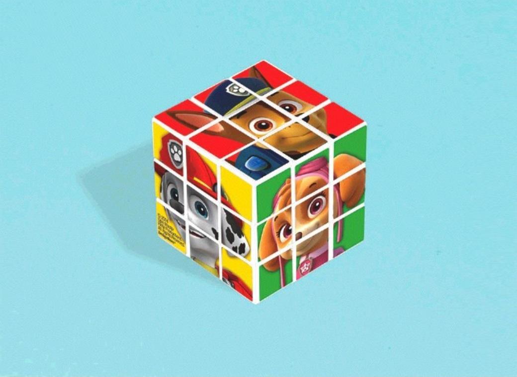Paw Patrol Mini Puzzle Cube Favour