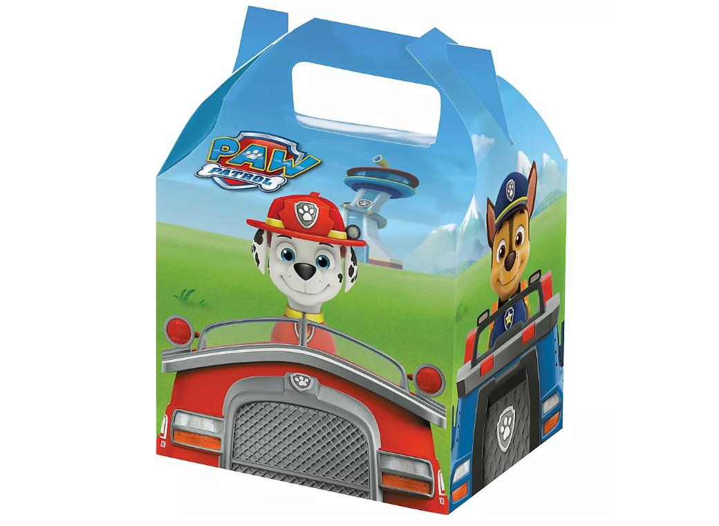 Paw Patrol Treat Boxes 8pk