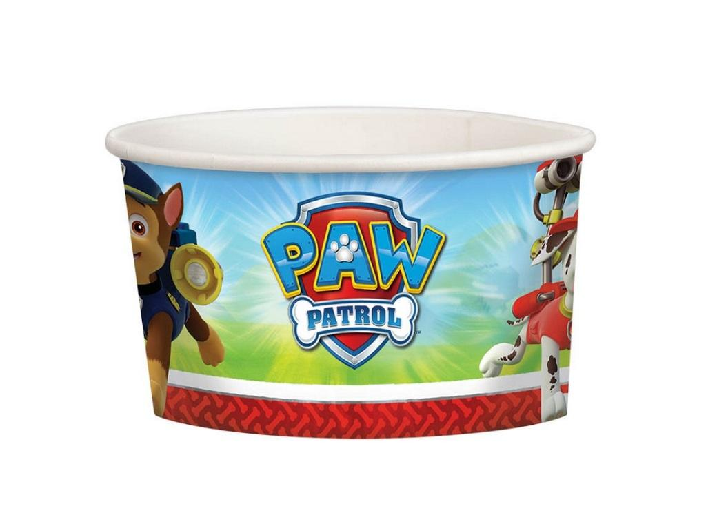 Paw Patrol Treat Cups 8pk