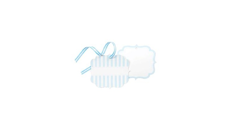 Paper Eskimo Styling Tags – Powder Blue