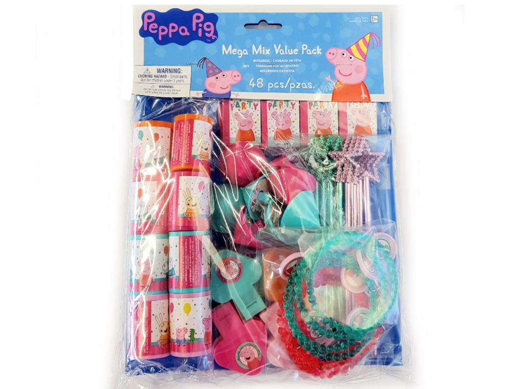 Peppa Pig Favour Value Pack