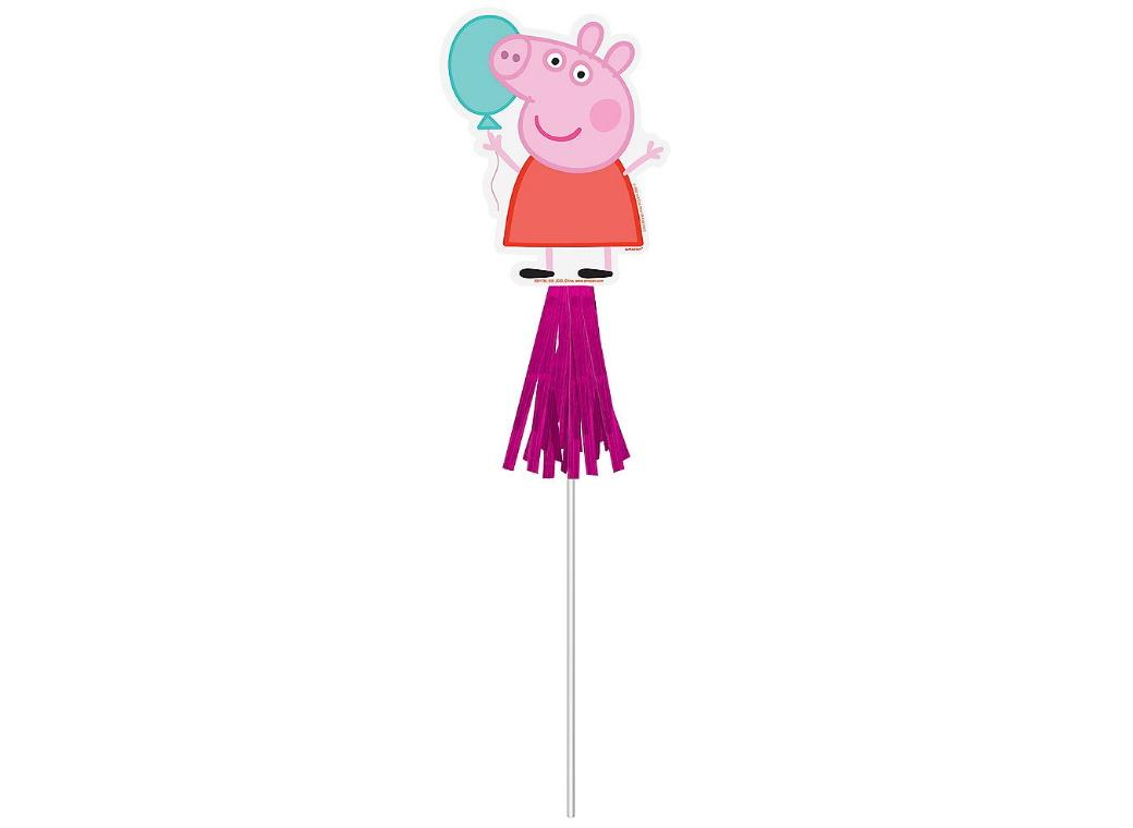 Peppa Pig Party Wands 8pk