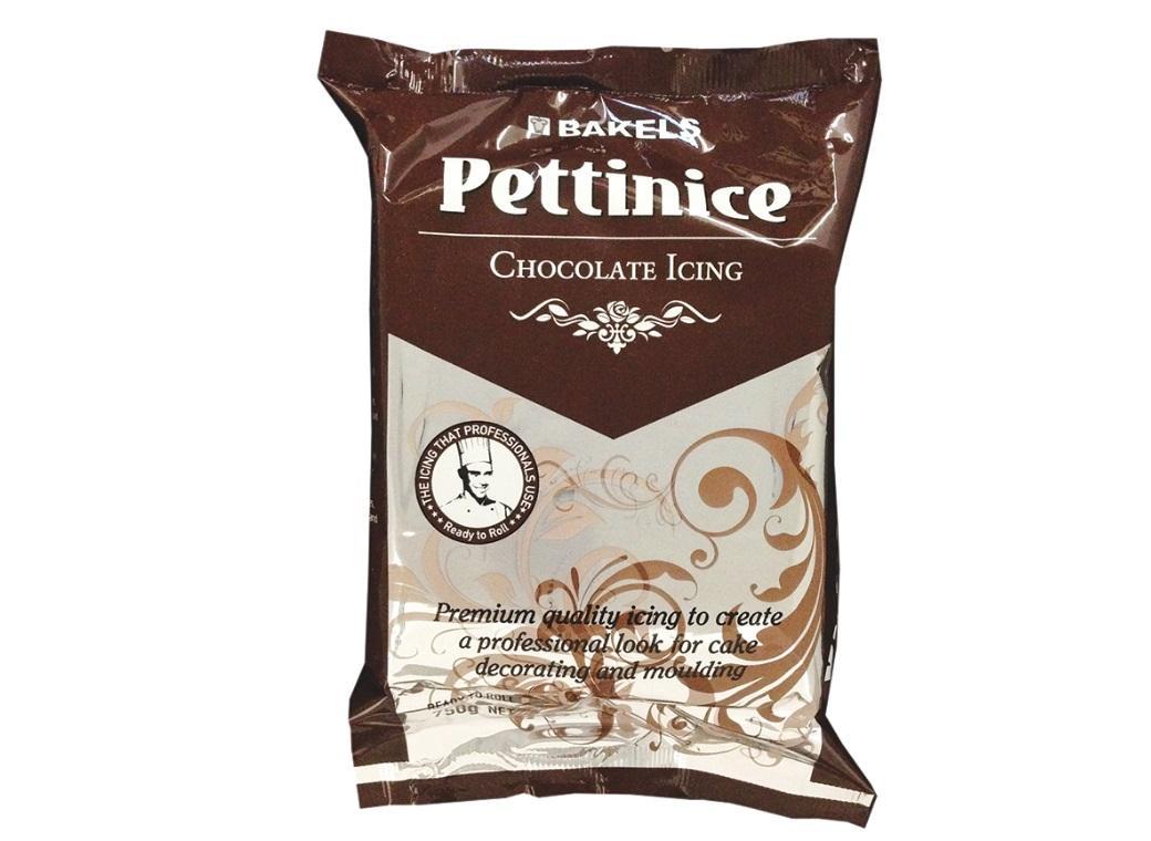 Bakels Pettinice Icing - Chocolate