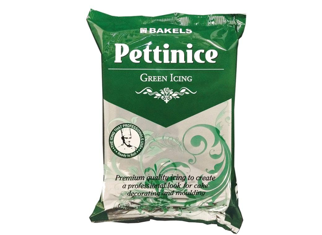 Bakels Pettinice Icing - Green