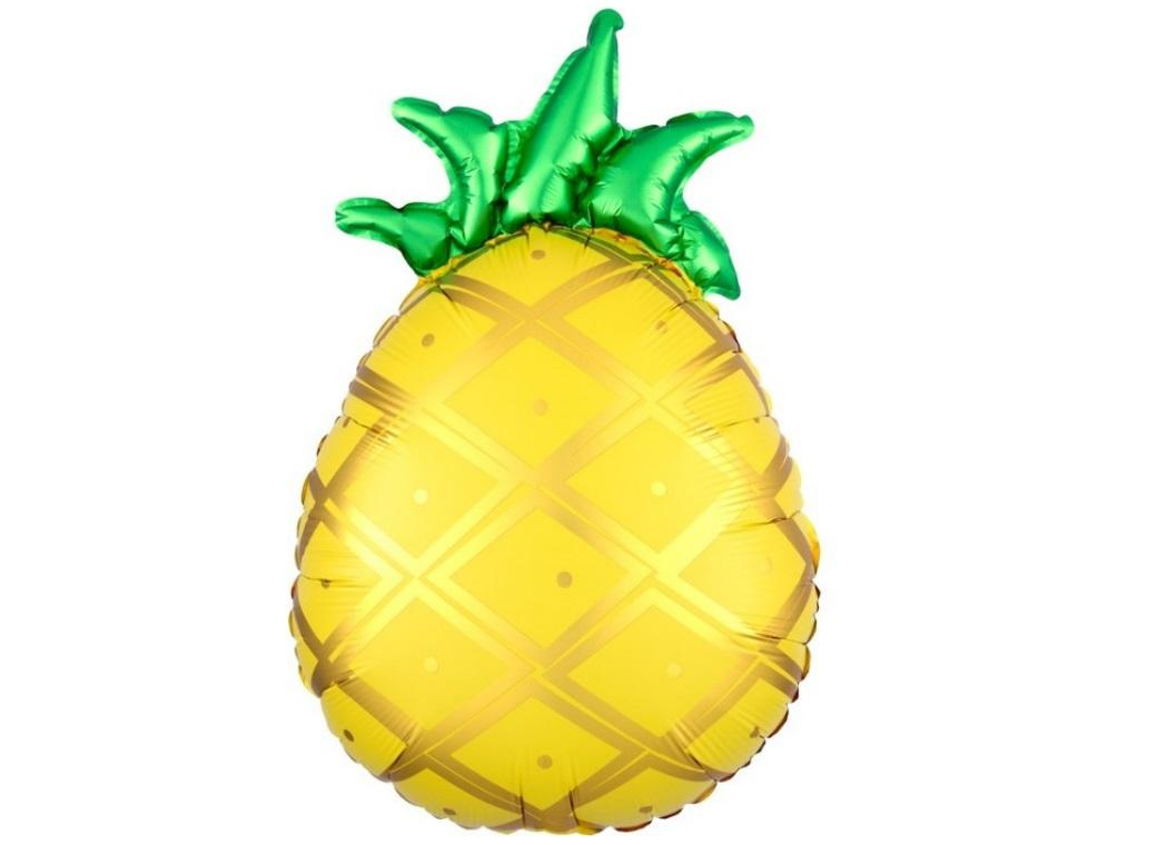 Pineapple Luxe Foil Balloon