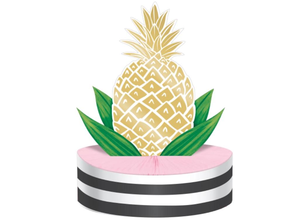 Pineapple Luxe Table Centrepiece
