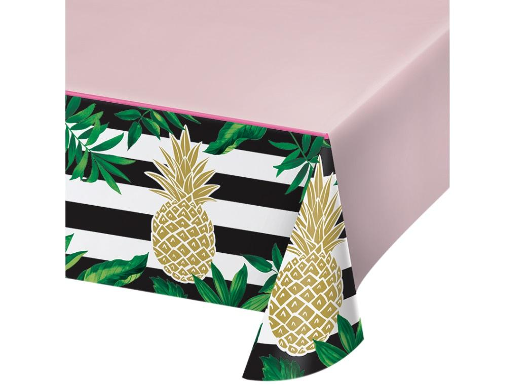 Pineapple Luxe Tablecover