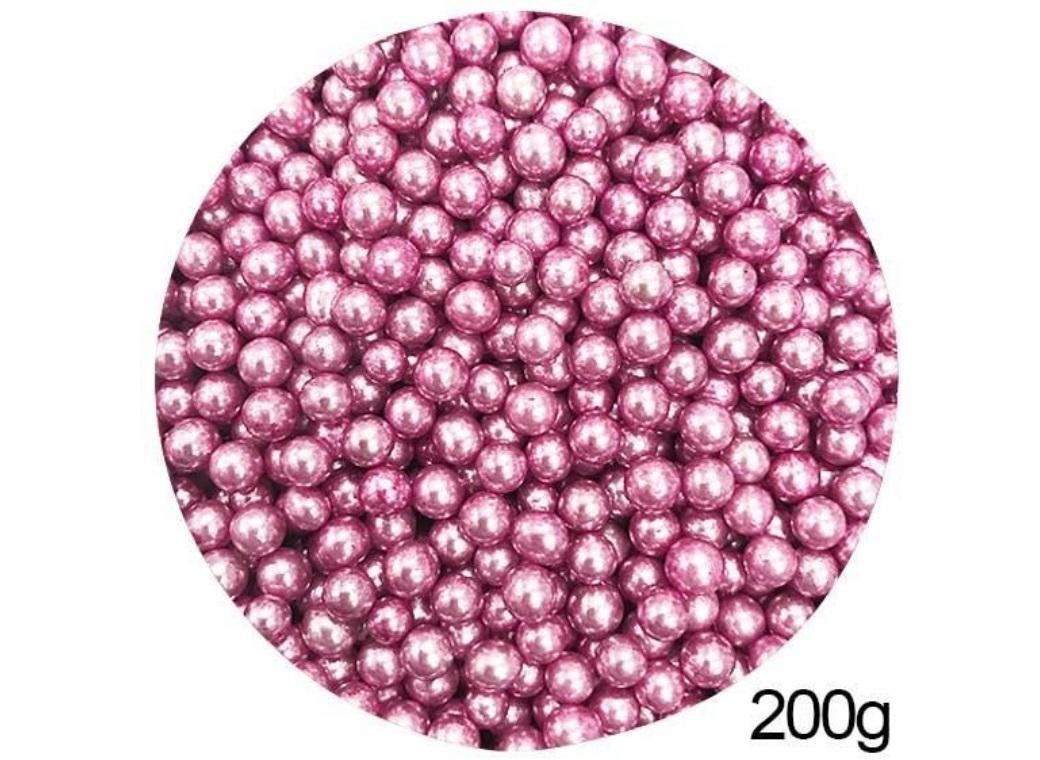 Pink Cachous 5mm 200g