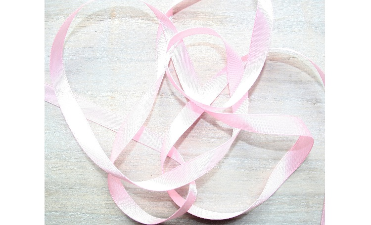 Satin Ribbon - Pink 10mm