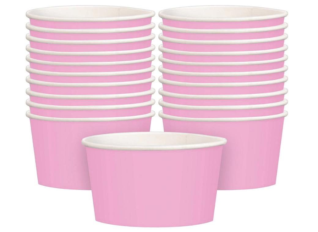 Treat Cups 20pk - New Pink