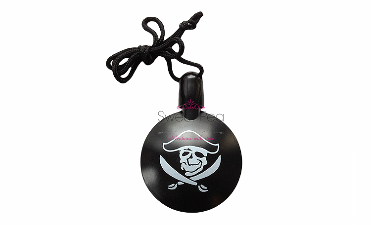 Bubbles - Pirate - 6pk