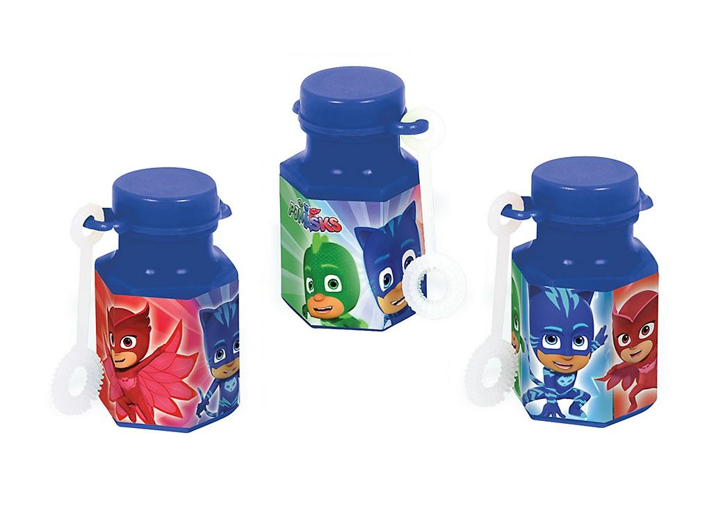 PJ Masks Mini Bubbles 12pk