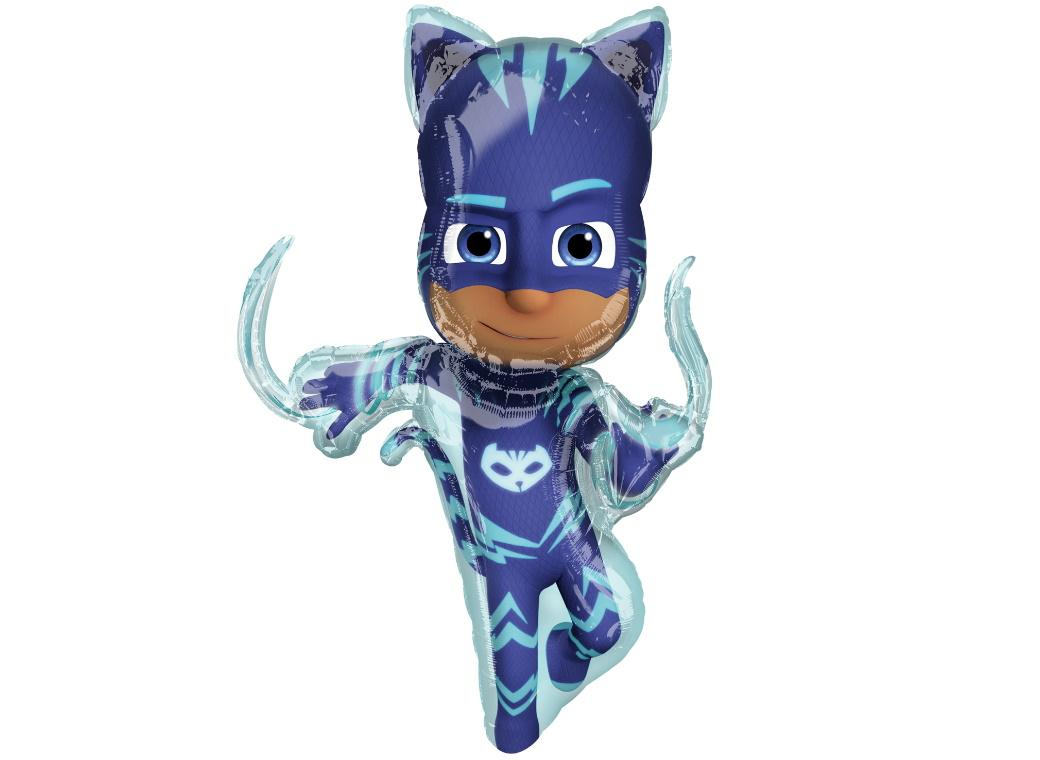 PJ Masks Catboy SuperShape Foil Balloon