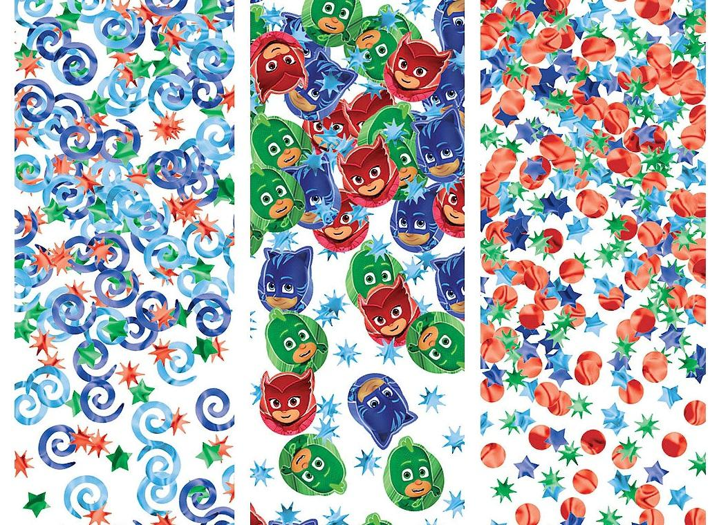 PJ Masks Confetti Value Pack