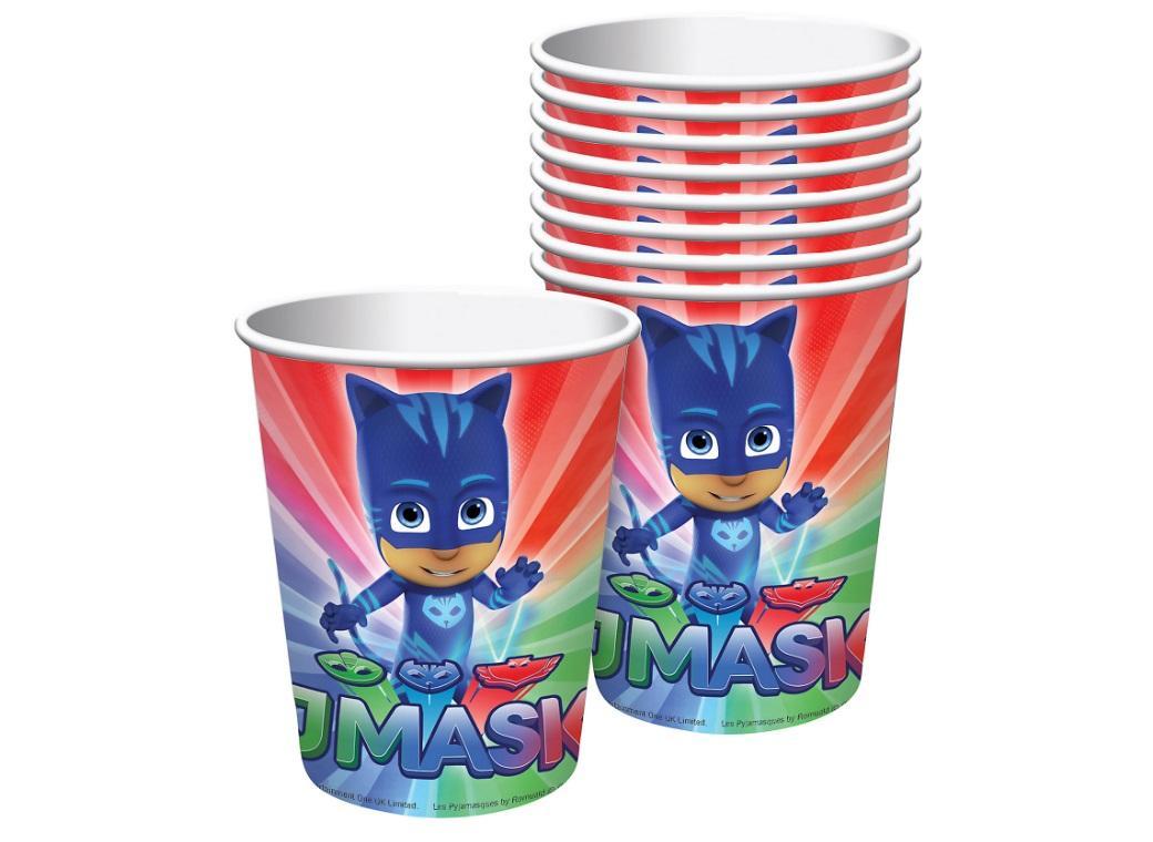 PJ Masks Cups 8pk