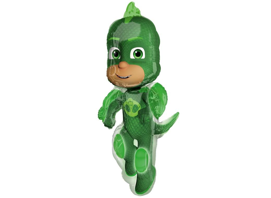 PJ Masks Gekko SuperShape Foil Balloon