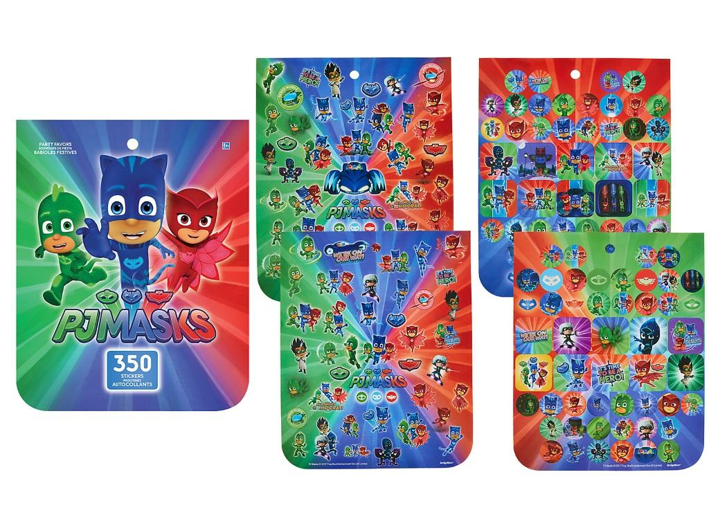 PJ Masks Jumbo Sticker Book