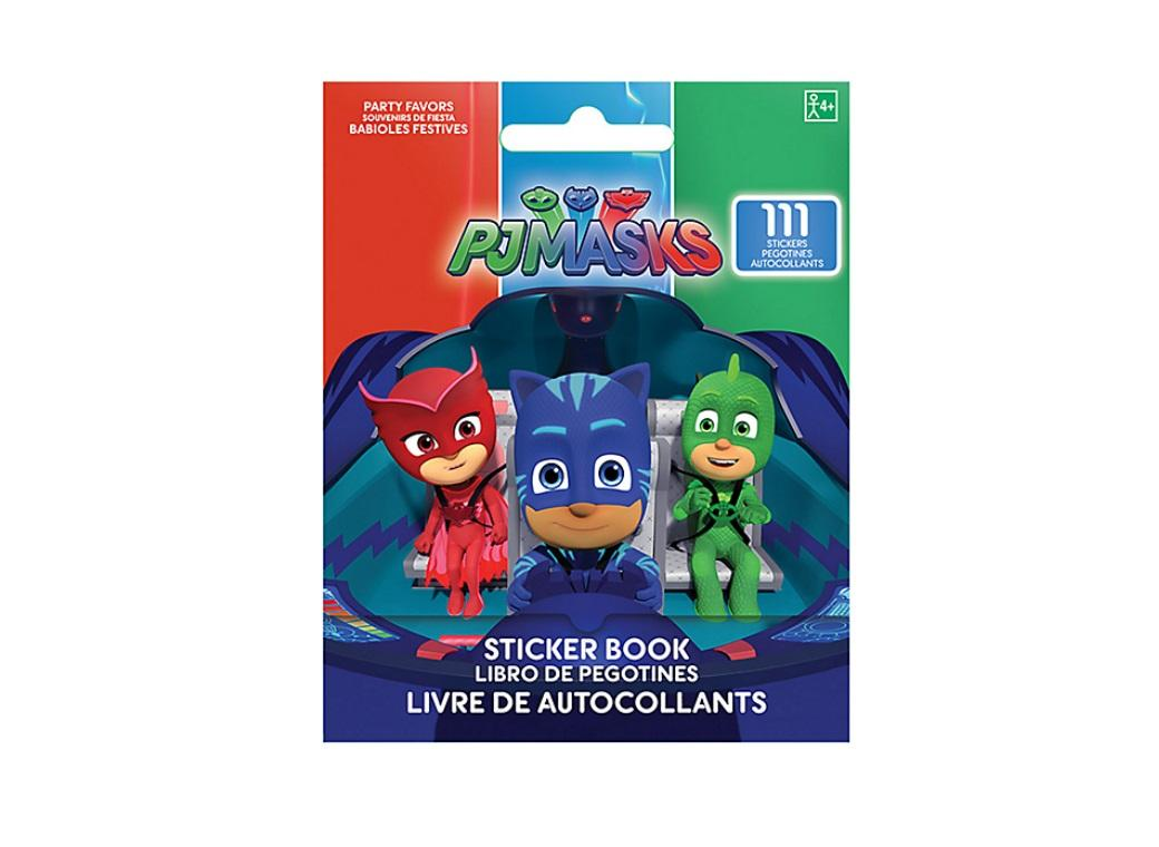PJ Masks Sticker Book