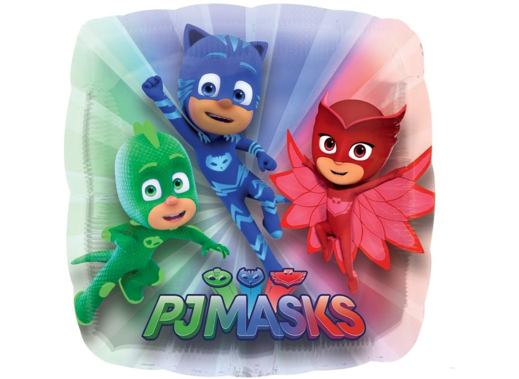 PJ Masks SuperShape Foil Balloon