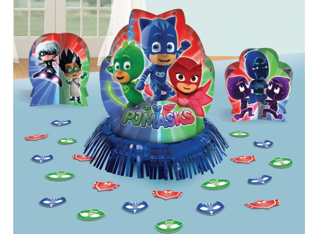 PJ Masks Table Decorating Kit