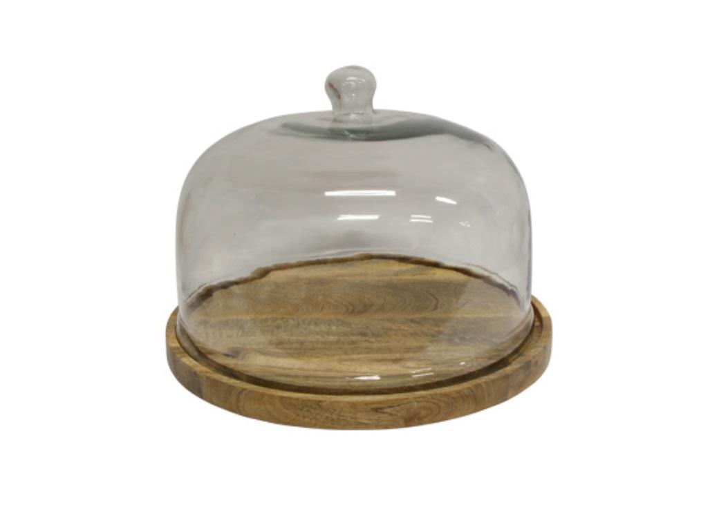 Ploughmans Board Cake Dome