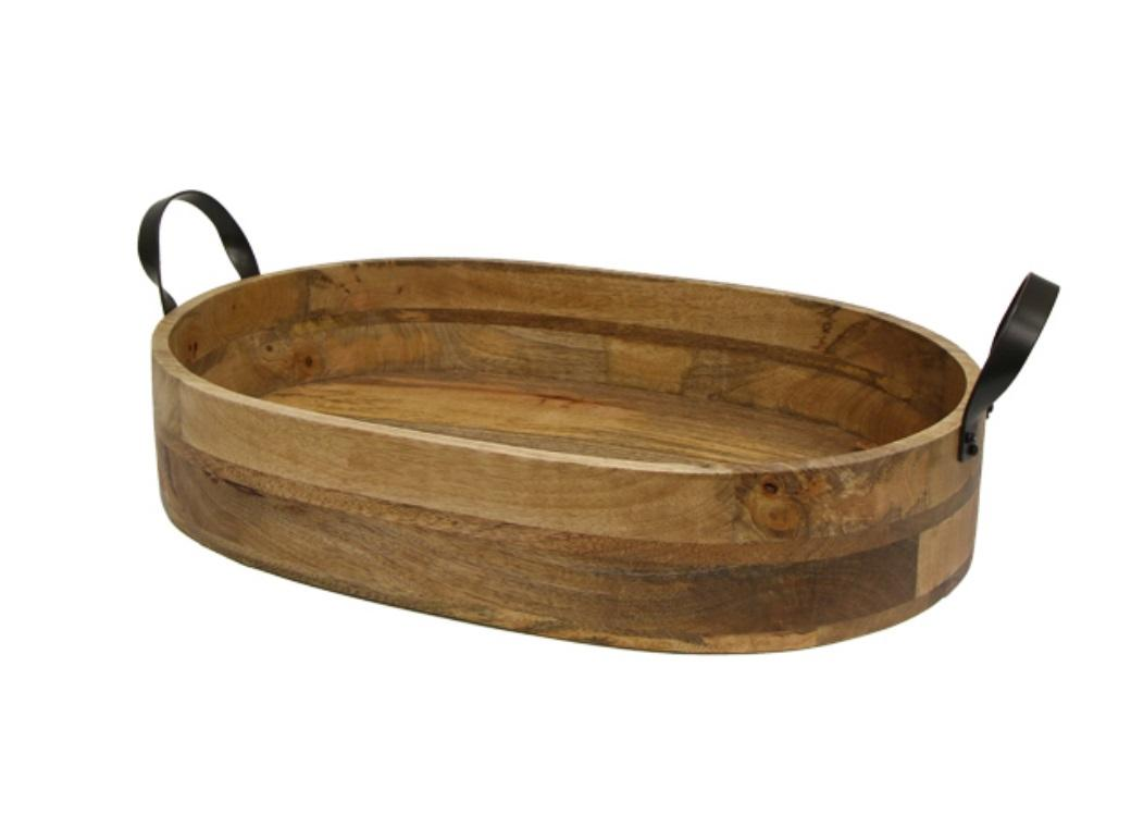 Ploughmans Oval Serving Tray