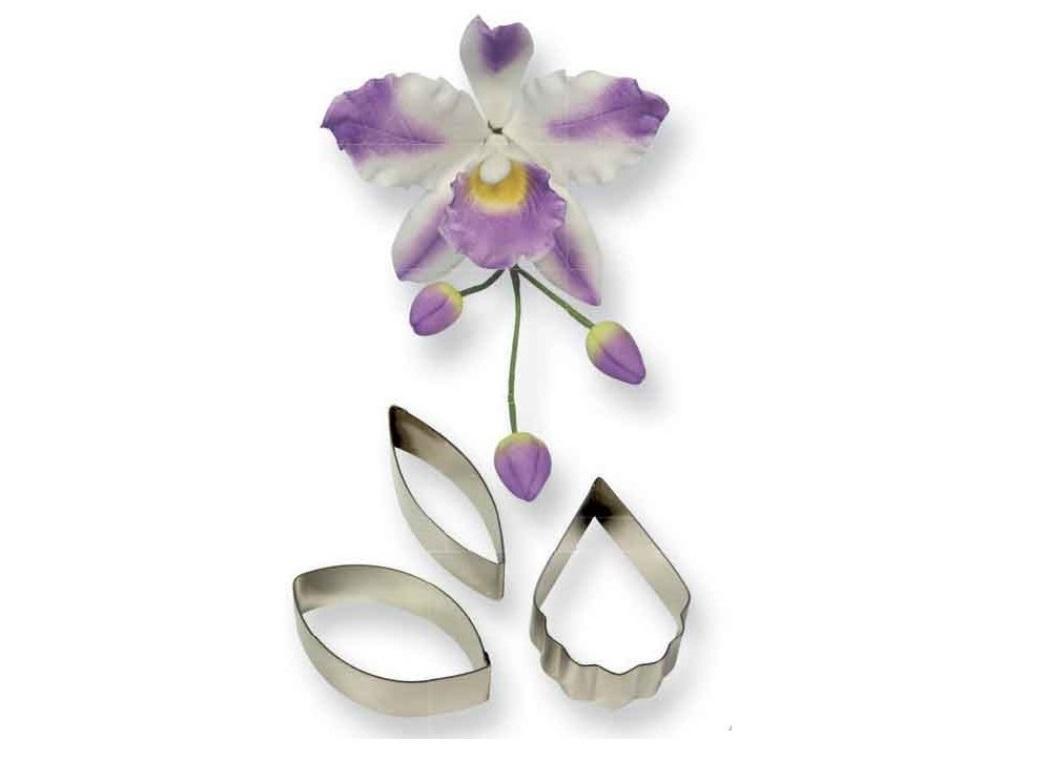 PME Cattleya Orchid Petal Cutter Set