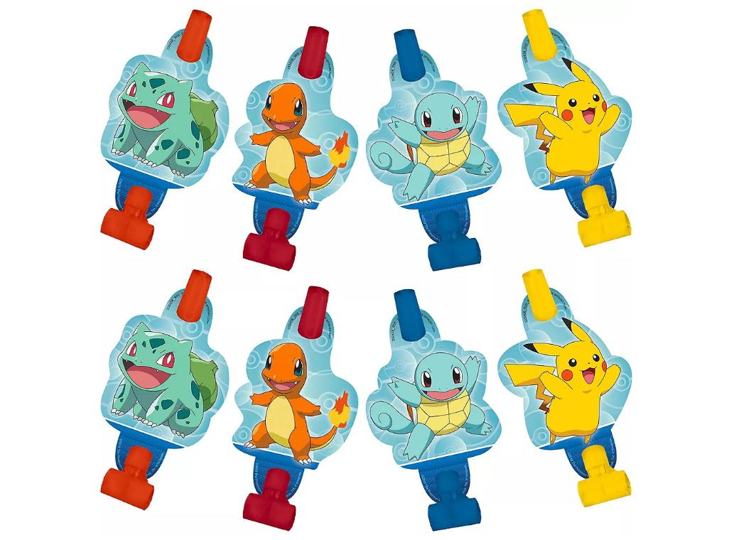 Pokemon Blowouts 8pk