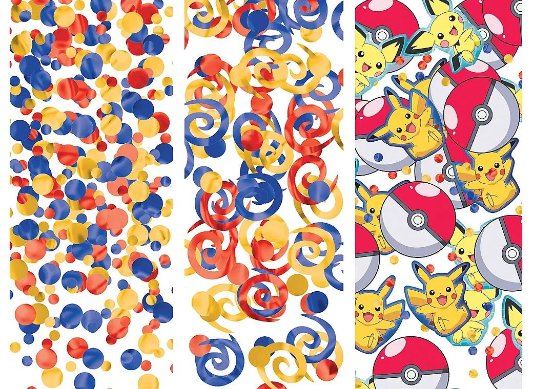 Pokemon Confetti Value Pack