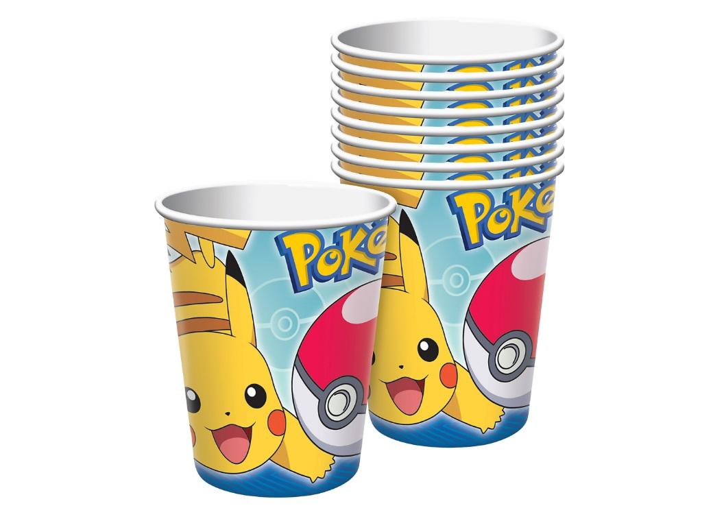Pokemon Cups 8pk