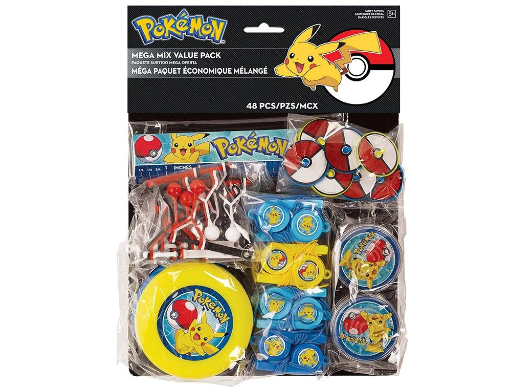 Pokemon Mega 48pce Favour Pack