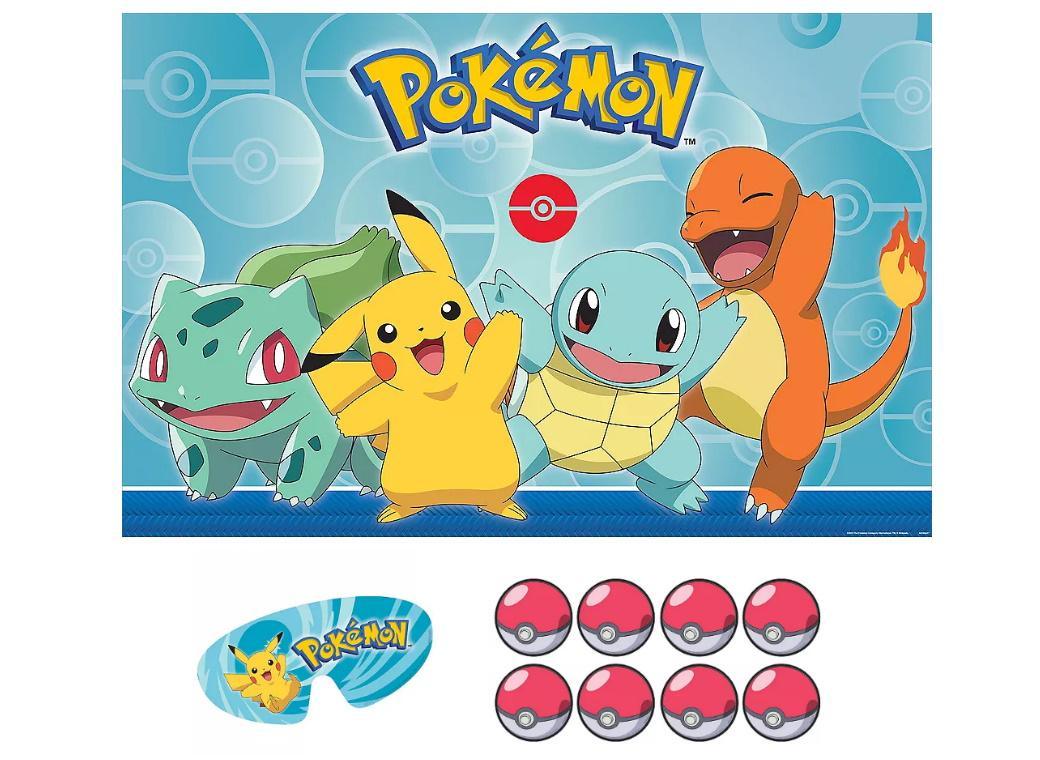 Pokemon Party Game
