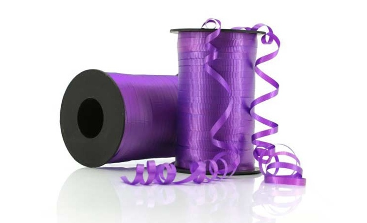 Curling Ribbon - Purple 91m