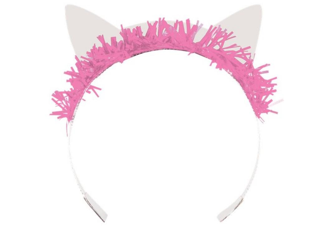 Purr-fect Party Tiaras 8pk