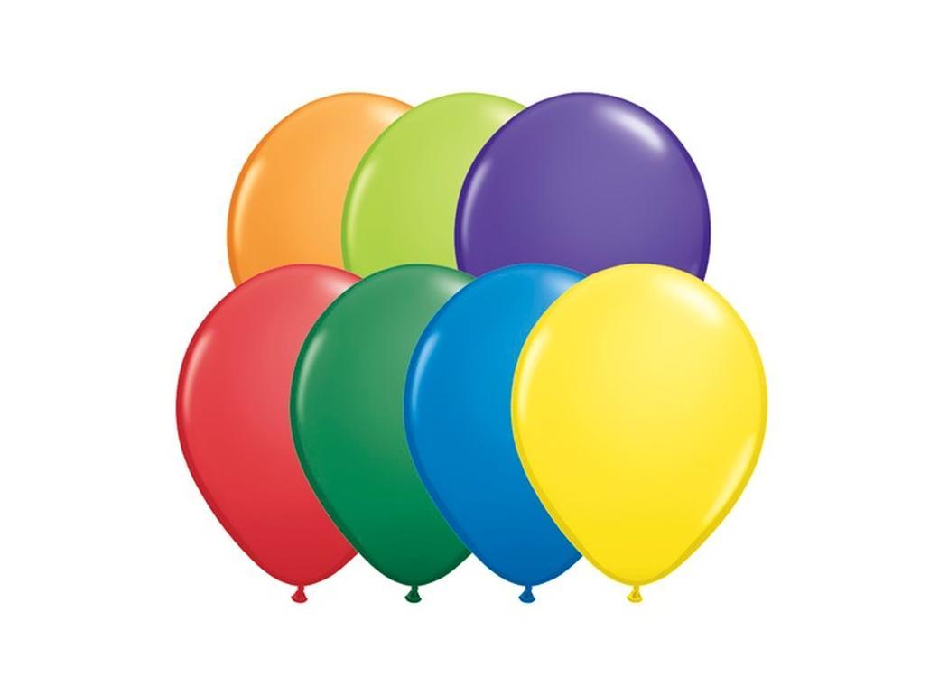 """Rainbow Balloons 5"""""""