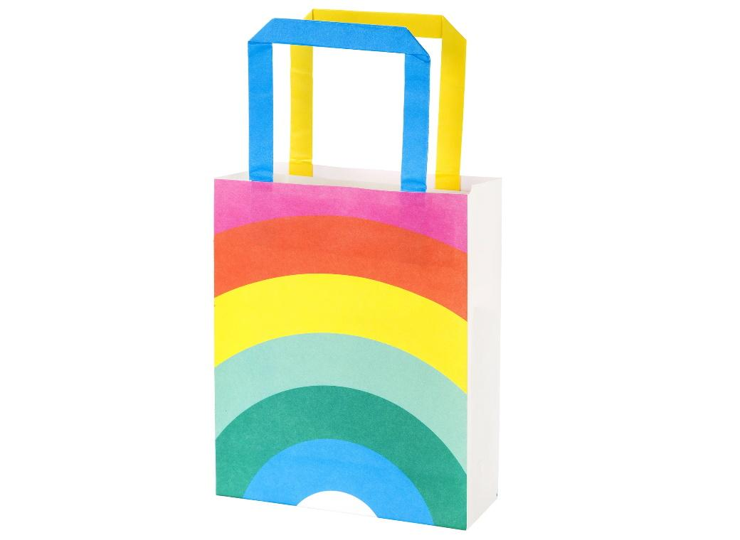 Rainbow Brights Treat Bags 8pk