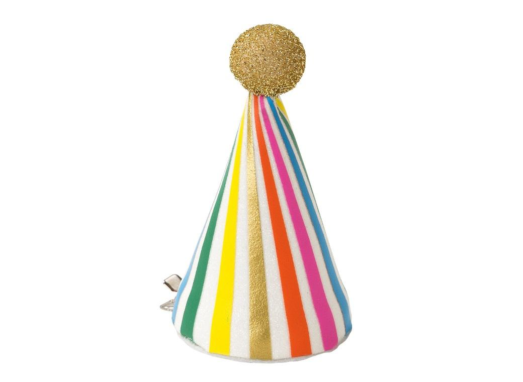 Rainbow Brights Mini VIP Party Hat