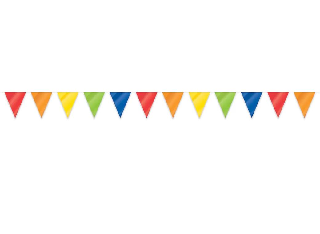 All Weather Bunting Flags - Rainbow