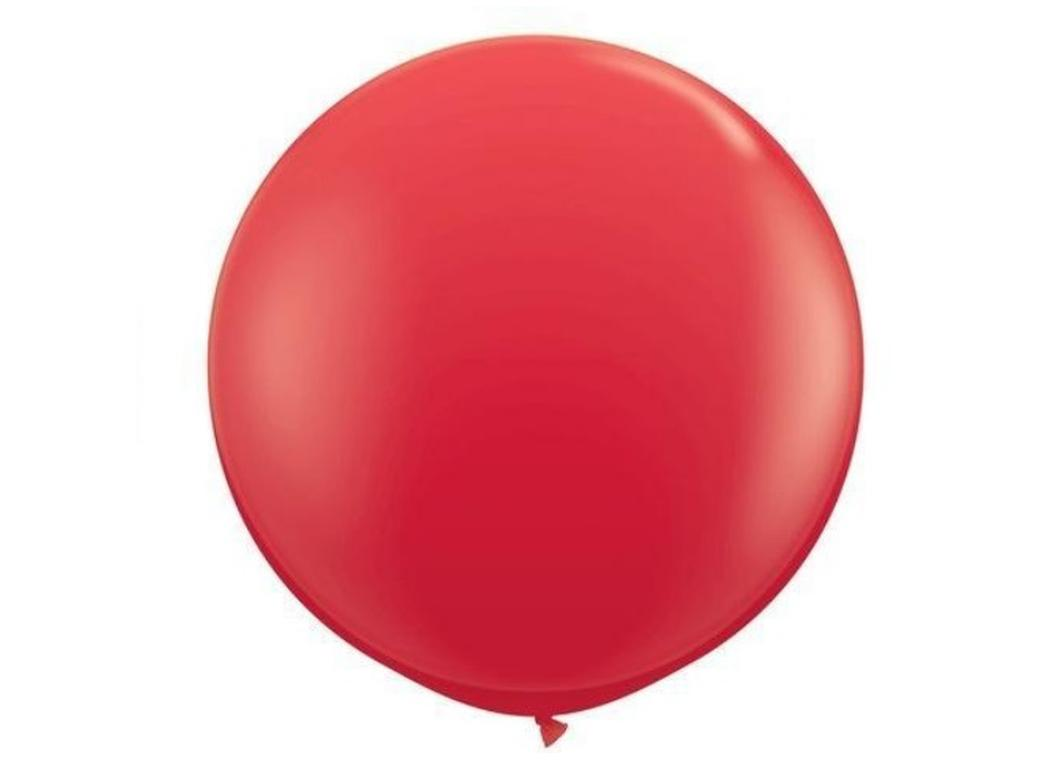 Jumbo Balloon - Red