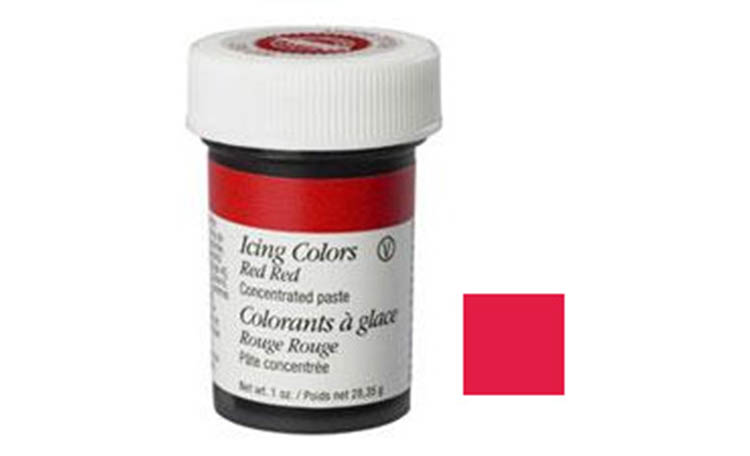 Wilton Red Red Icing Colour
