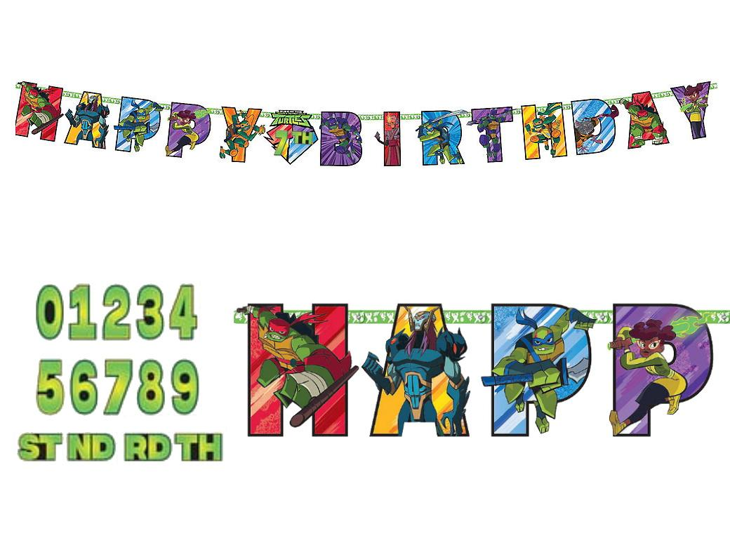 Rise of the TMNT Add An Age Banner