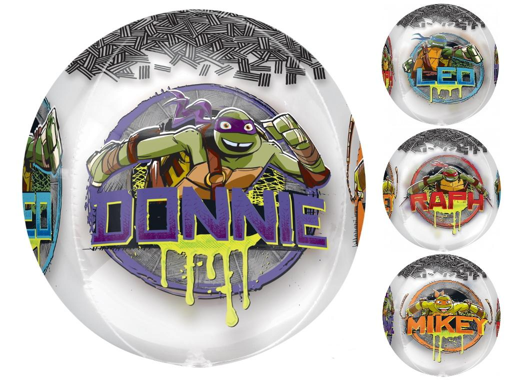Rise of the TMNT Orbz Balloon